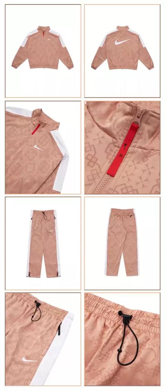 CLOT,AF1,Air Force 1,明星,上脚 距发售一周倒计时!玫瑰金丝绸 CLOT x AF1 官方预告来了!