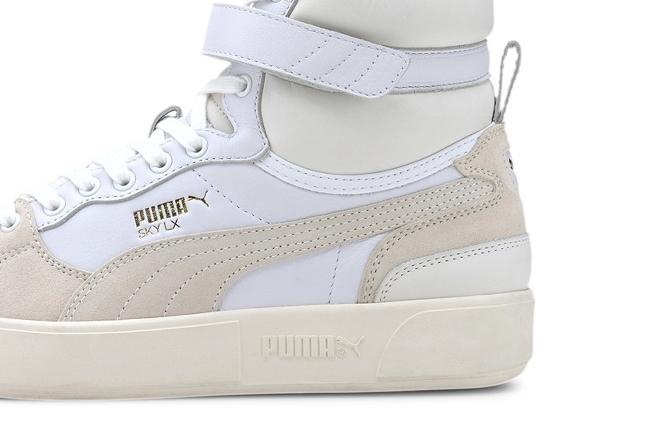 PUMA,Sky LX Mid,发售 奢华风格重塑经典!PUMA Sky LX Mid 即将复刻回归