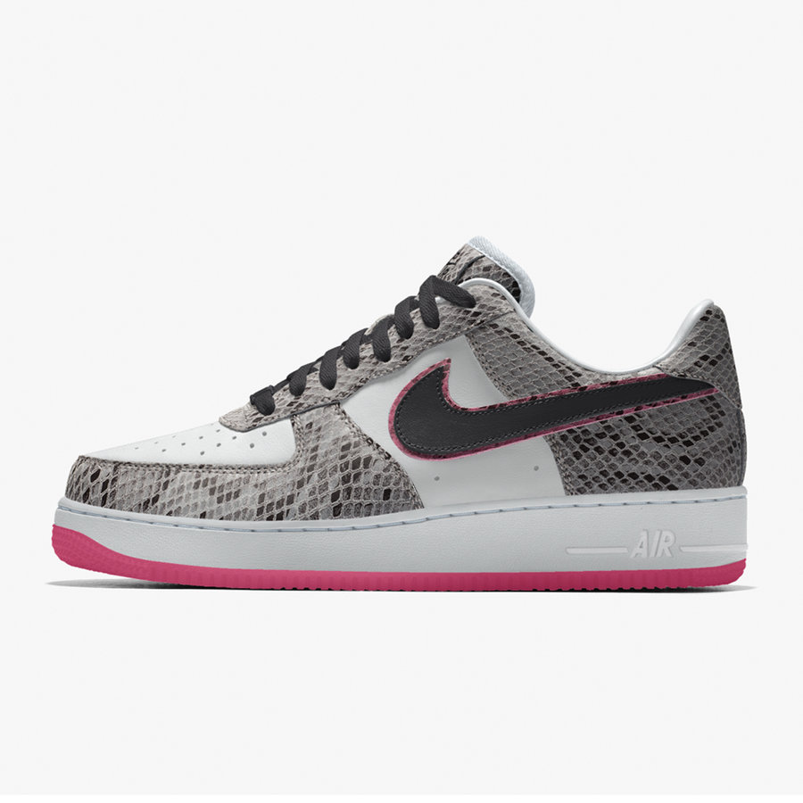 Air Force 1,AF1,Nike,发售 蛇纹版 Dior x Air Force 1 官网开启定制!刚刚上架手慢无!