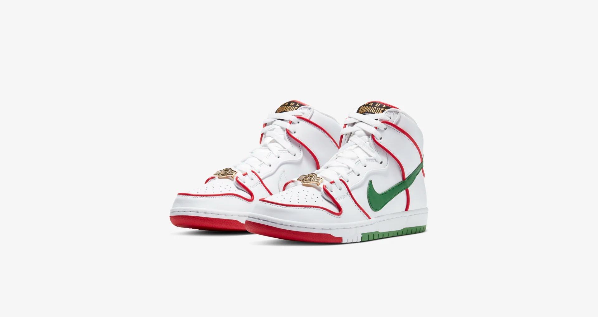 Nike,Paul Rodriguez,SB Dunk Hi 拳击 Dunk SB Hi 官网上架预告!本周六发售,记得定闹铃!