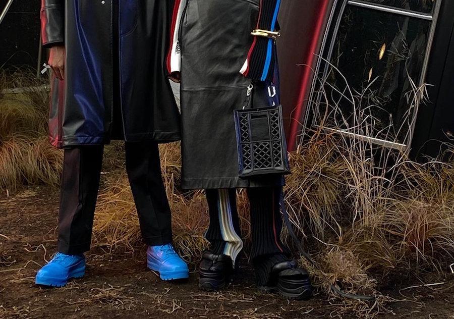 AMBUSH,Converse AMBUSH x Converse 再出新作!全新鞋型今年秋季发售