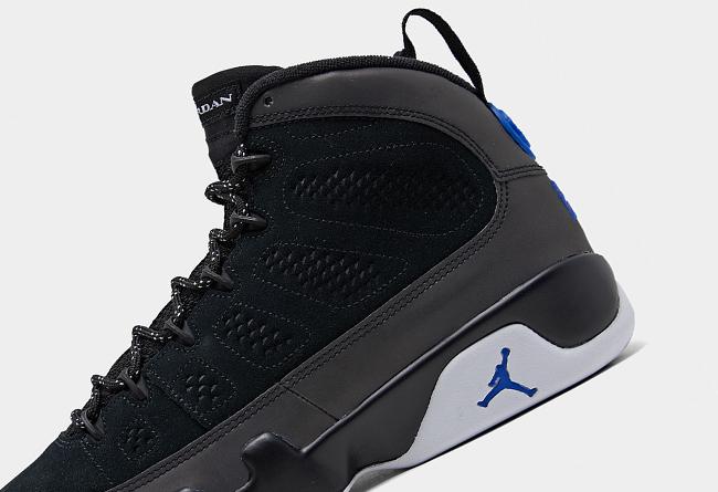 AJ,AJ9,Air Jordan 9,Racer Blue 炫彩反光鞋身!全新 Air Jordan 9 下月即将发售!