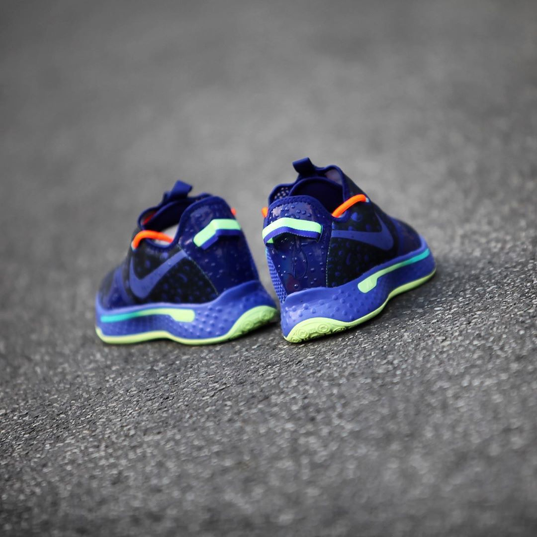 Nike,PG4,佳得乐,发售 佳得乐 Nike PG4 终于来了!明早官网发售