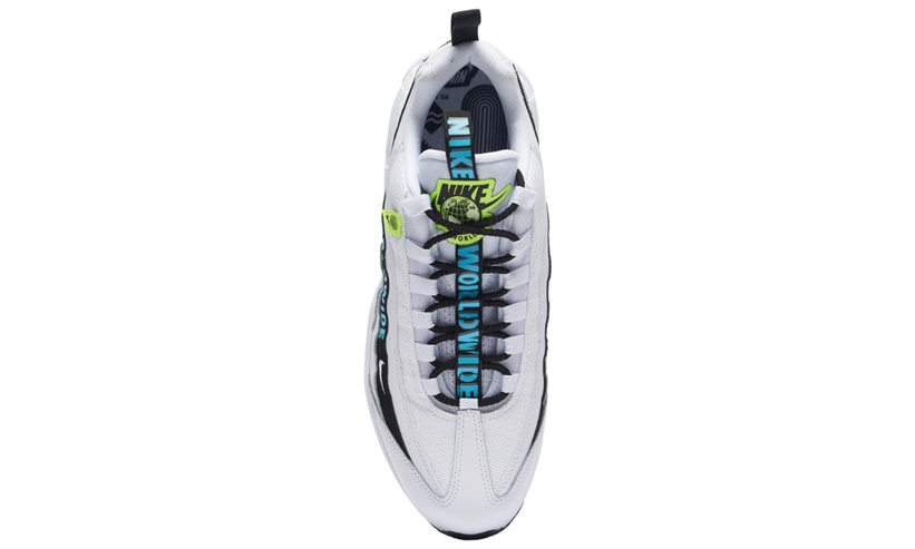 Air Max 95,Nike,发售,CT0248-100  Nike 设计新主题!这双 Air Max 95 新品不买你也得康康!