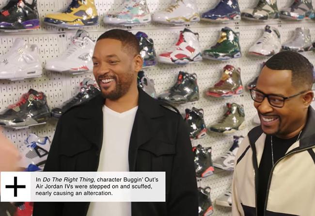 sneaker shopping,will smith,ma 5 万买 11 双鞋,款款都是狠货!这两个球鞋老炮看着挺眼熟...