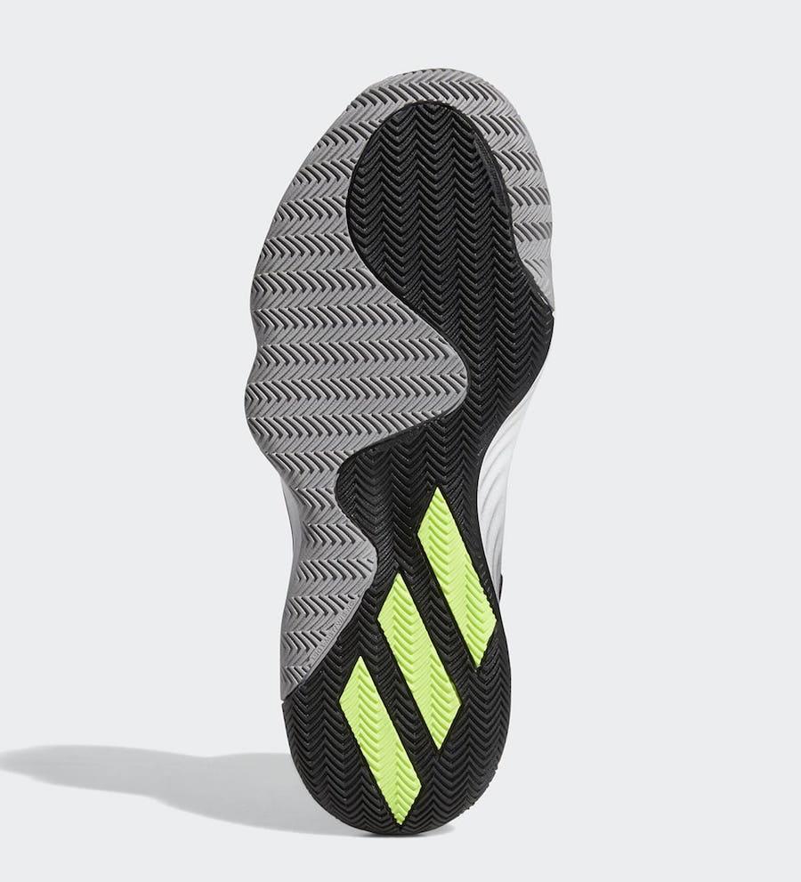 "adidas,DON Issue 1,Joker,EH213 超帅暗黑小丑配色!adidas DON Issue 1 ""Joker"" 下月发售!"