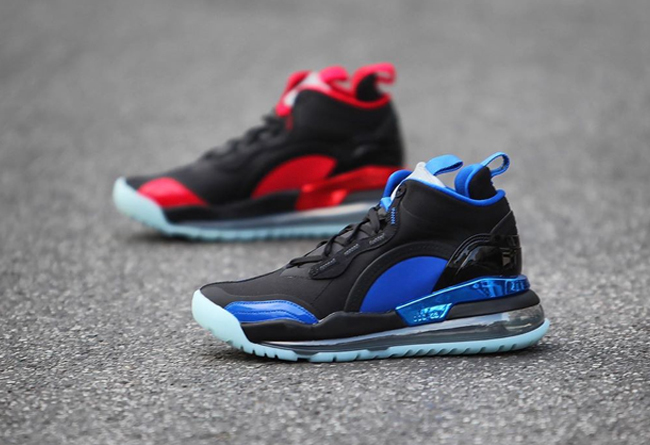 PSG,Jordan Aerospace 720,Nike,  自带鸳鸯设计!PSG x Jordan Aerospace 720 月底发售!