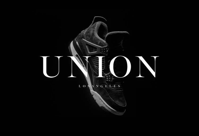 Union,Air Jordan 4,AJ4, 2020 年最值得期待的联名!Union x Air Jordan 4 有望今年登场!