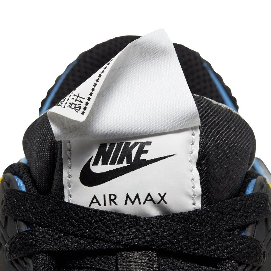 Air Max 90,Nike 鞋舌挂着购物小票?!这双 Air Max 90 处处都是中国特色!