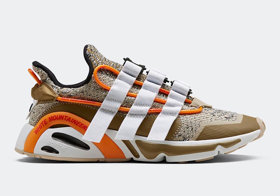 白山,adidas,LXCON 时尚机能的代表!白山 x adidas 联名新鞋下周发售!