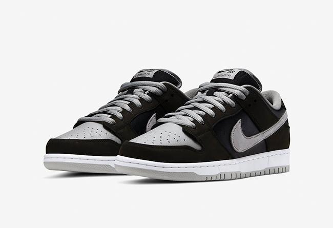 "Dunk SB,Nike,发售 致敬经典 AJ1!Dunk SB ""Shadow"" 官图释出!下月发售!"