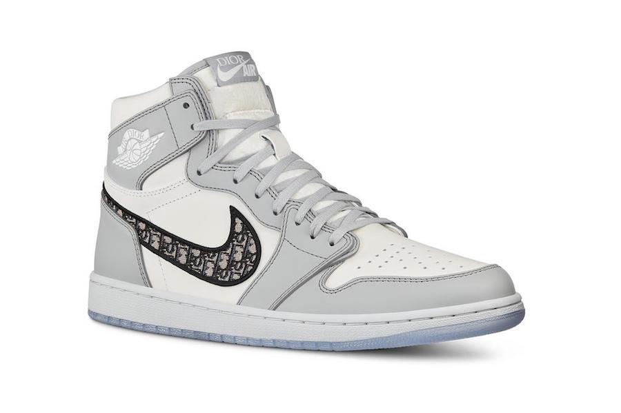 Air Jordan 1,Dior,AJ1,发售 设计师曝光 Dior x AJ1 最全细节!第二双意大利产的 AJ 球鞋!