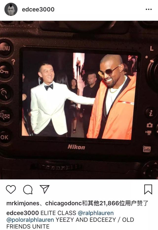 Nigo,Kanye,EDC  看到侃爷与冠希 15 年前的合影,才发现球鞋圈隐藏多年的秘密...