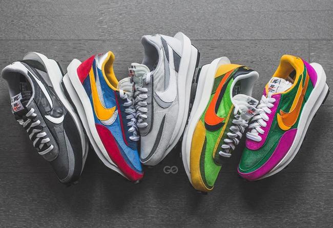 sacai,Nike,Pegasus VaporFly SP  等了大半年!sacai x Nike 新联名上脚曝光,近期发售!