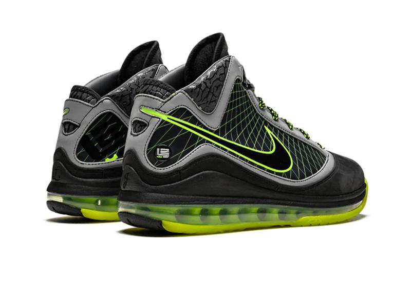 Nike LeBron 7,DJ Clark Kent,F& DJ Clark Kent 亲友限定!这双 Nike LeBron 7 太帅了!