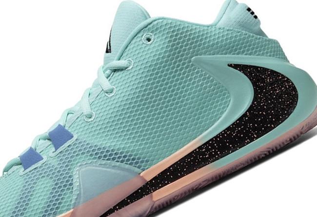 Nike,Zoom Freak 1,发售 后跟 Zoom 清晰可见!全新 Zoom Freak 1 即将发售