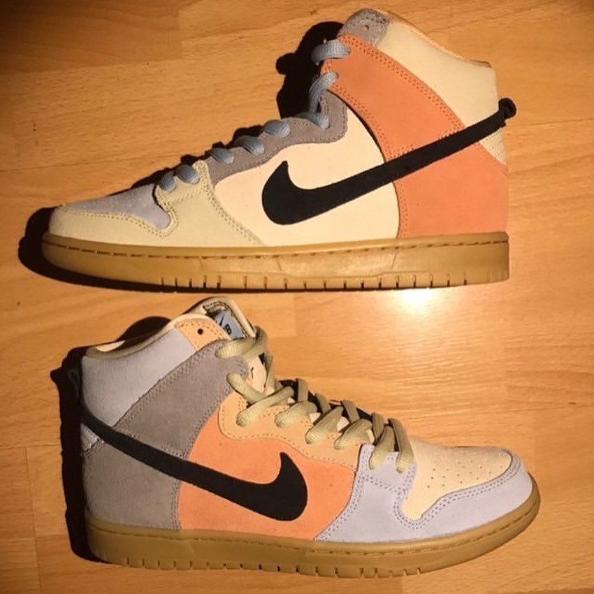 Nike,Dunk SB,High, 复活节 Nike SB Dunk High 谍照首度曝光!预计春季登场!