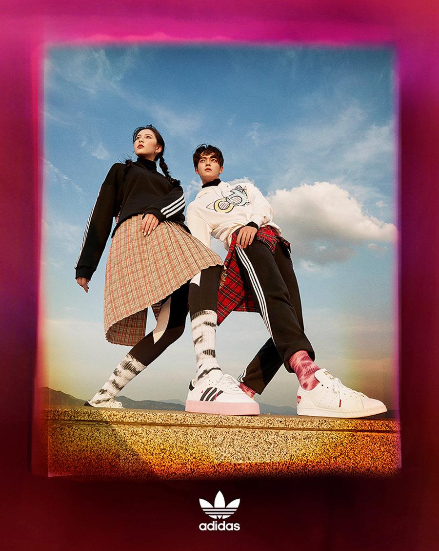 adidas,情人节  2020 年情人节将至!adidas 这波操作太浪漫了吧!