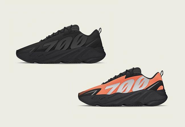Yeezy 700 MNVN,adidas,发售 苦等许久终于要来了!Yeezy 700 MNVN 下月发售!