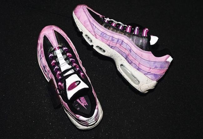 Air Max 95,Nike, 香港限定 Air Max 95 昨日发售!超帅鞋身花纹,全身 3M 反光!