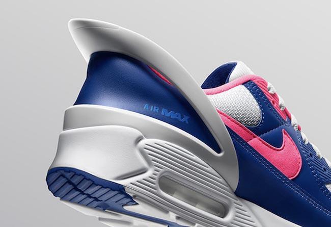 Nike,Air Max 90,FlyEase,CV0526 Nike 为何要在这双鞋上动手脚?背后真相很少人知道