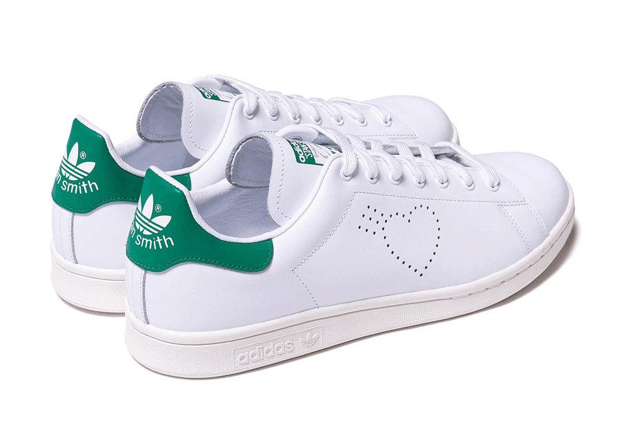 Human Made,Stan Smith,adidas,发 情人节好选择!Human Made x Stan Smith 绿尾月底发售!