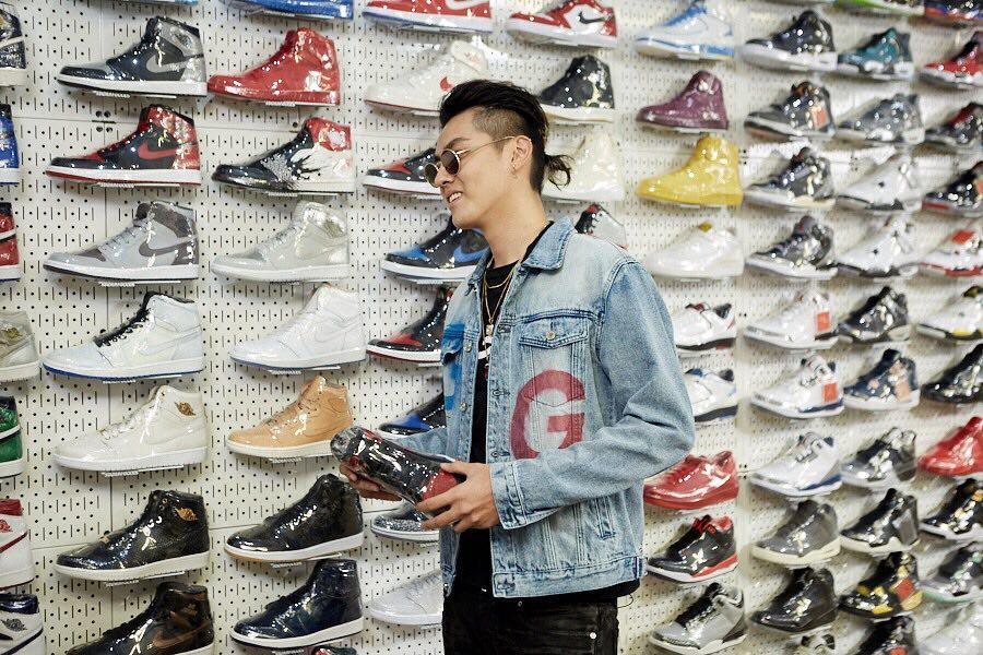 塔克 明星买鞋也被「割韭菜」!鞋王塔克亏惨了!有人赚了 00 刀!