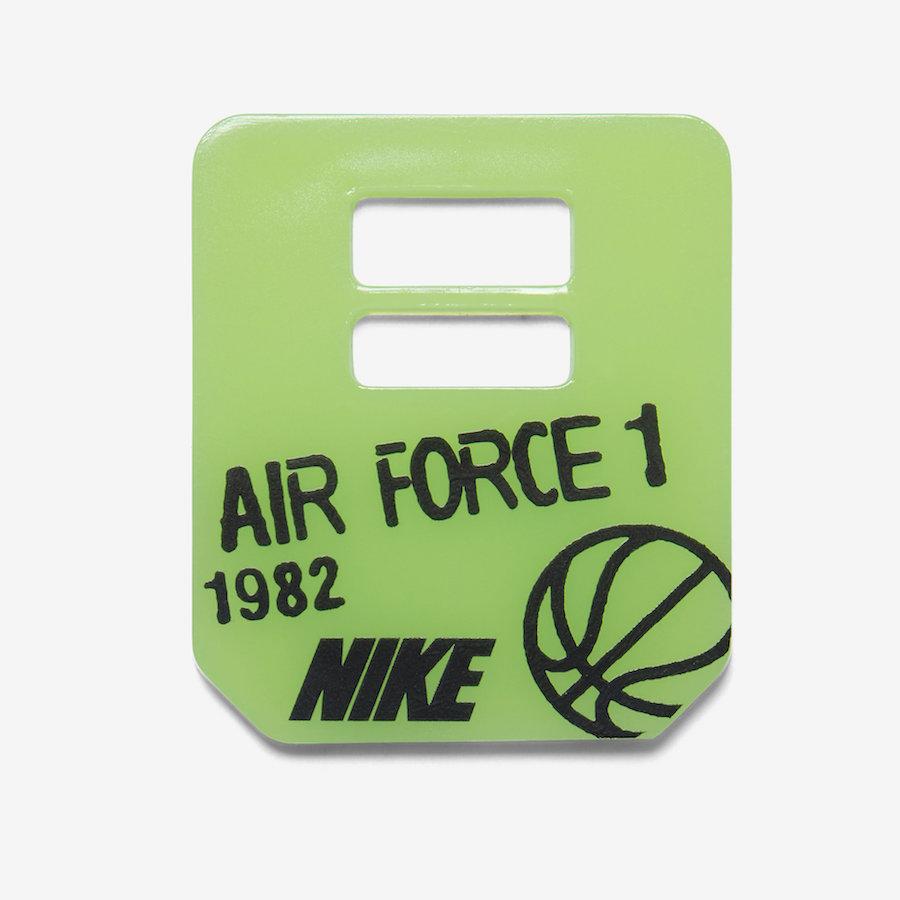 AF1,Air Force 1,CI3446-100,CI3 象征身份的 1982 标牌!两款特别的 Air Force 1 现已发售!