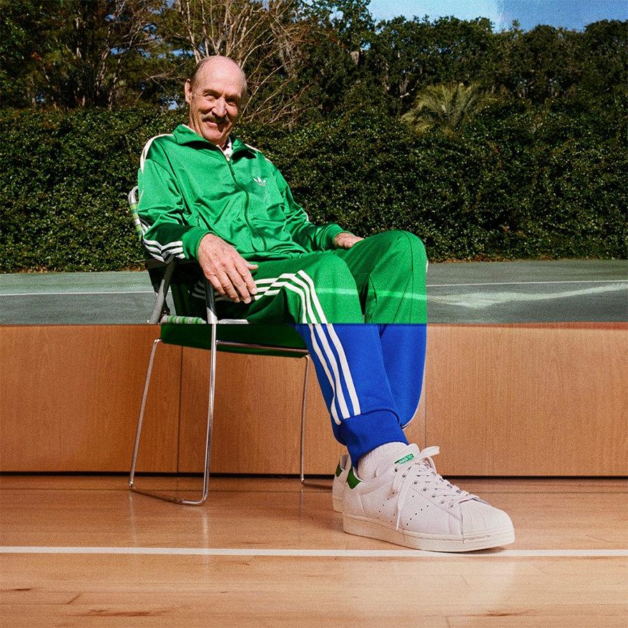 Superstan,adidas 想不到吧!「贝壳头」和「绿尾」两大经典居然合体了!