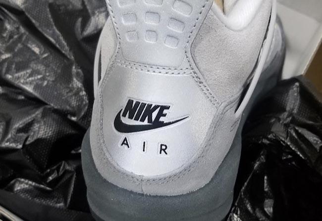 AJ4,Air Jordan 4 SE,Air Max 95 实物首次曝光!这双 3 月发售的特殊 AJ4,只看后跟就想买