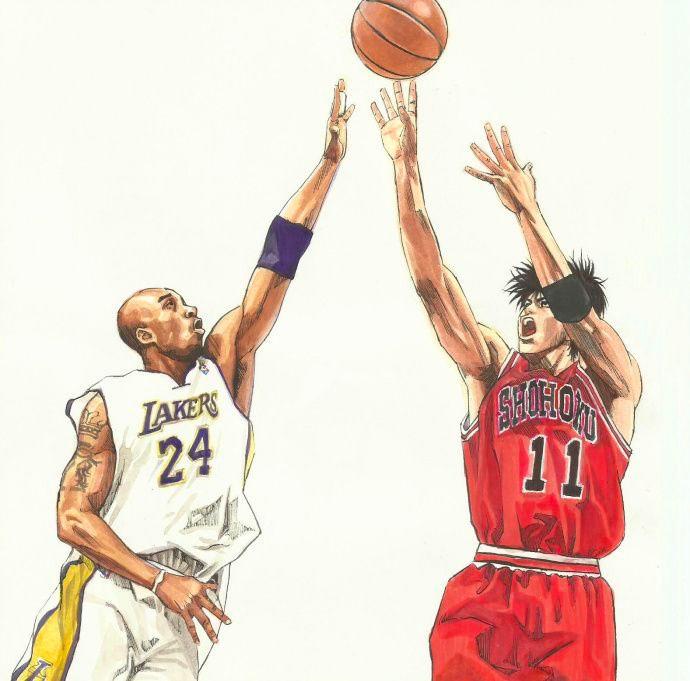 Kobe 井上雄彦、侃爷、NBA 球员等各界人士悼念科比