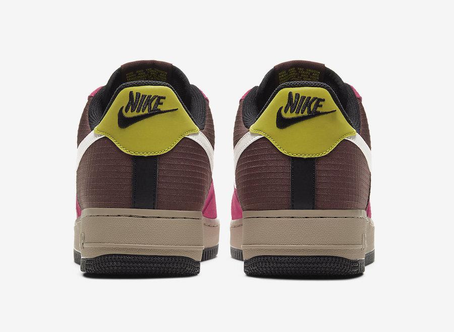 Air Force 1,AF1,Nike,CU3007-61 CU3007-612 Nike ACG 配色的 AF1 新品!确实有内味儿了!