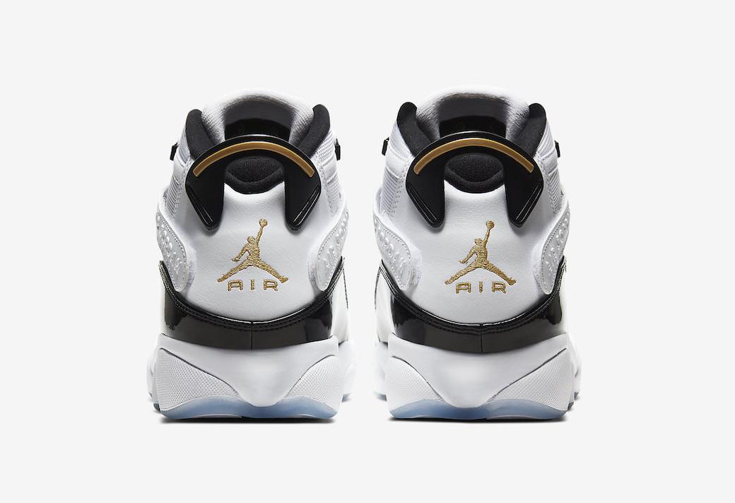 CW6993-100,Jordan 6 Rings CW6993-100 纯正 DMP 血统!Concord 配色新鞋登场!还有金色小飞人!