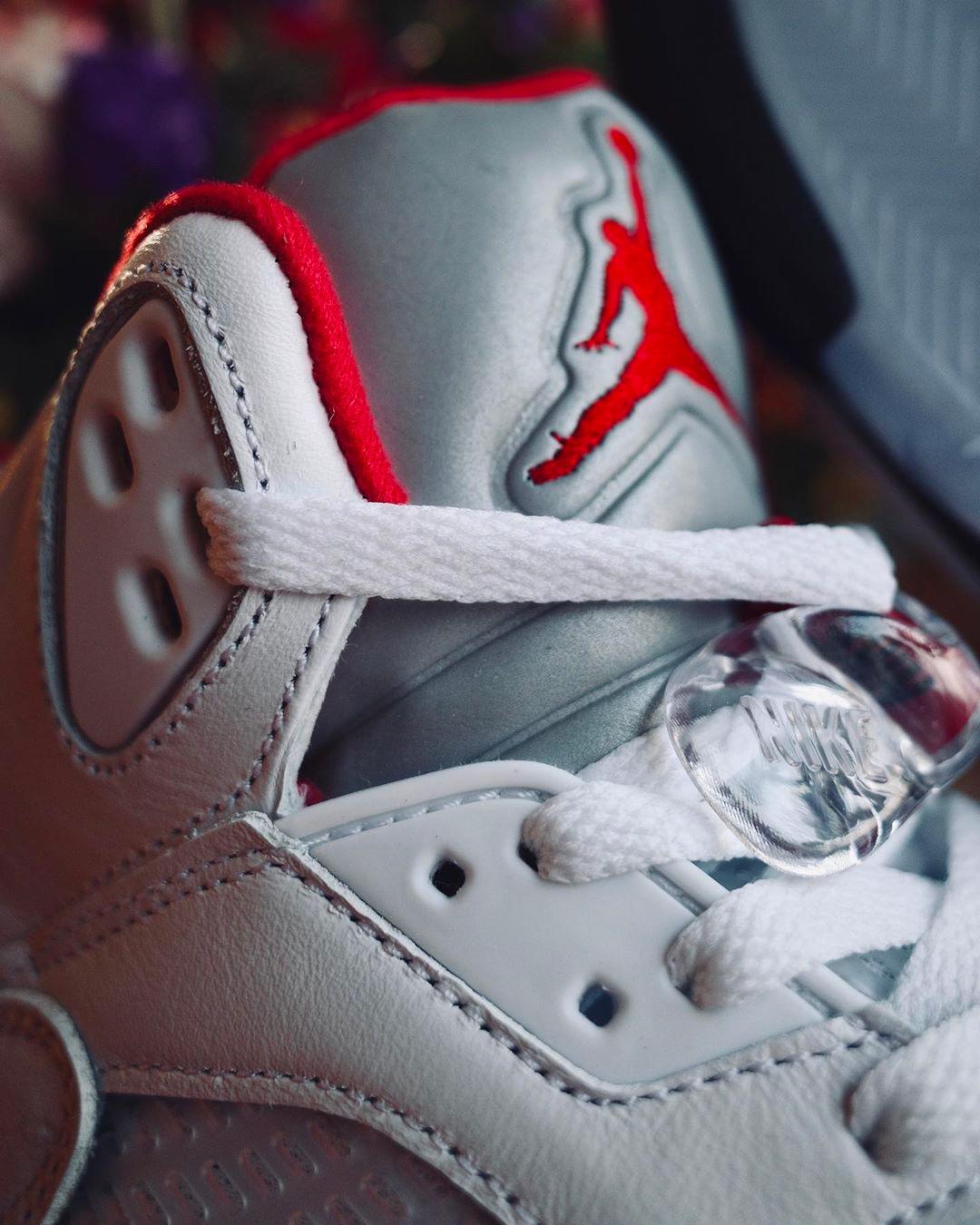 DA1911-102,AJ5,Air Jordan 5 DA1911-102 今年最值得买的 OG 复刻!就是这双「流川枫」同款!