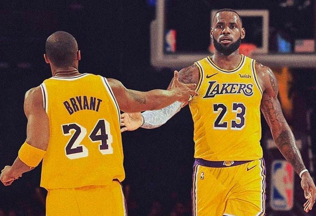 """怀念,挚友,詹姆斯,上,脚,Kobe,"""",Chaos,"""",  怀念挚友,詹姆斯上脚 Kobe 5 """"Chaos"""""""
