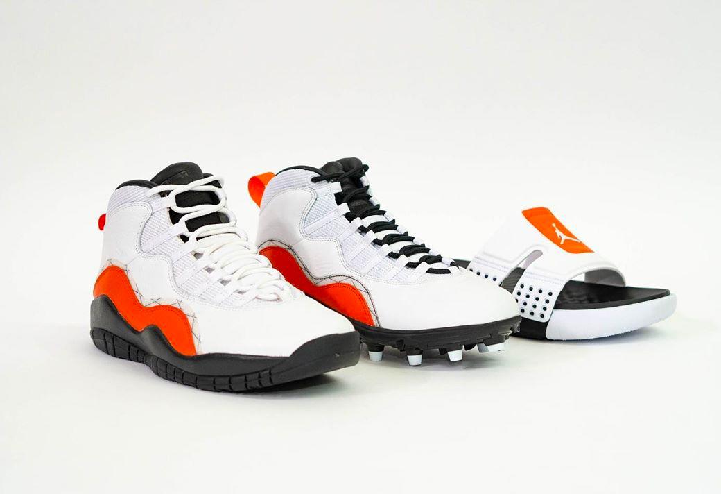 CW5854-200,AJ10,Air Jordan 10 CW5854-200 一共 3 双鞋!SoleFly x AJ「超级碗」系列首次曝光!