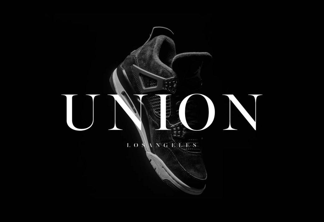 Union,AJ4,Air Jordan 4 存好钱!今年还有 Union x Air Jordan 4!重要信息曝光!