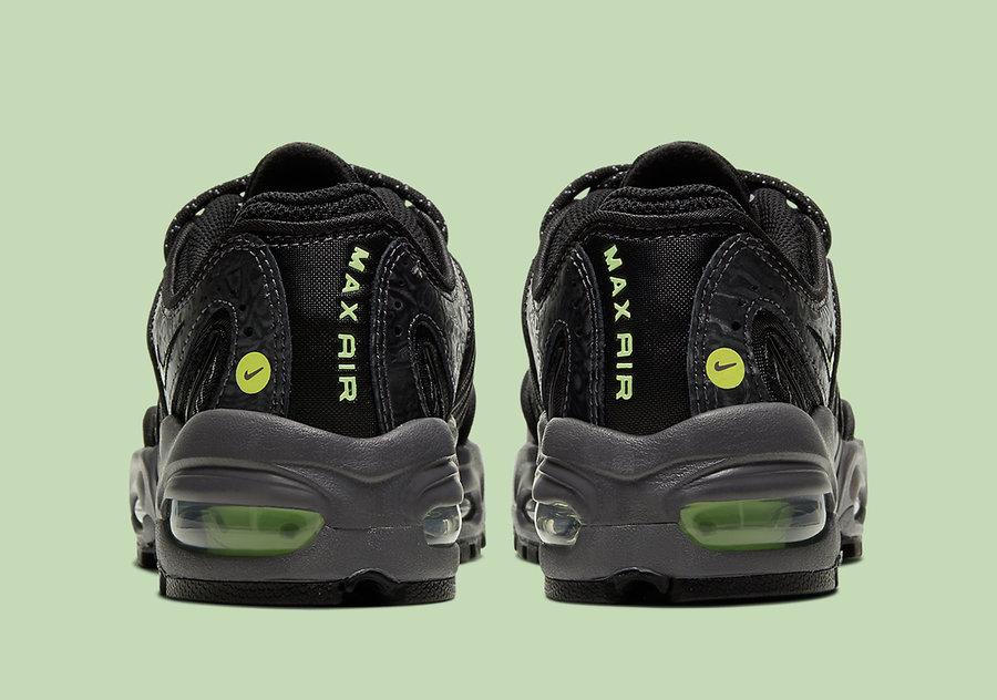 Air Max Tailwind 4,Nike,CD6763 独特烟雾暗纹装饰!全新配色 Air Max Tailwind 惊艳登场!