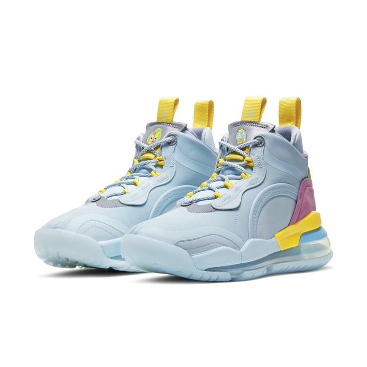 Lyrical Lemonade,Jordan,Aerosp 人气 UP 主联名款!没想到它才是本月最吸睛的 AJ 联名鞋!