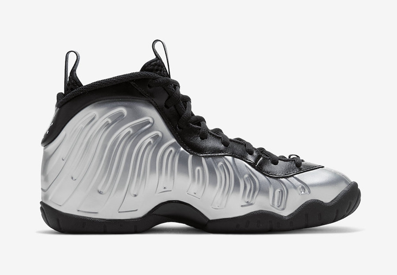 "Nike,Little Posite One,Chrome, 酷似银影侠配色!Nike Little Posite One ""Chrome"" 即将发售"
