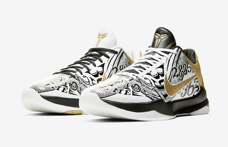 Nike,ZK5,Kyrie 6,定制,Zoom Kobe  纪念科比 Kyrie 6 全球仅此一双,但你也能拥有!