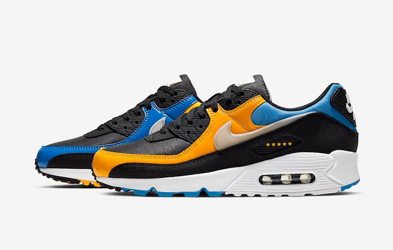 Nike,Air Max 90,CW1409-400,CQ0 三十周年纪念款!五款 Air Max 90 城市限定上架!
