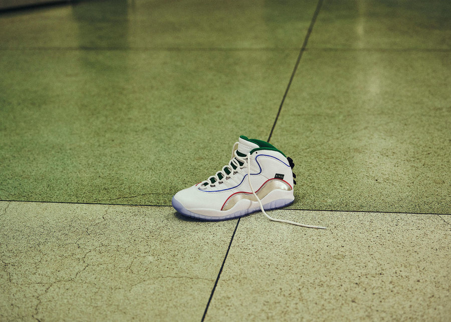 Jordan,OFF-WHITE,发售,AJ OFF-WHITE x AJ5 官宣了!Jordan 这波艺术家联名太强了!