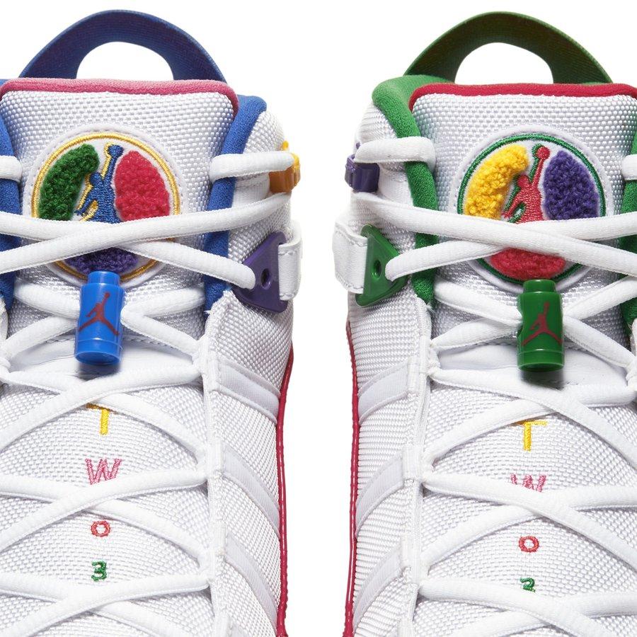 Jordan,AJ1,Air Jordan 1 Low 绝对吸睛的鸳鸯设计!两双 Jordan 新品首次曝光