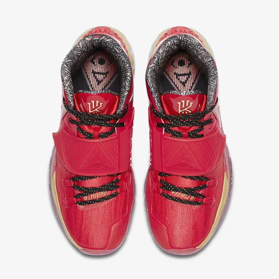 Kyrie 6,KD12,Zoom Freak 1,PG 4 官网预告已出!Nike 全明星战靴本周即将发售!