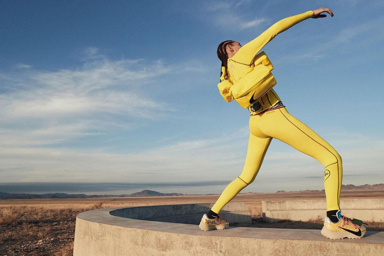 OFF-WHITE,Nike,发售 金牌联名又来了!OFF-WHITE x Nike 全新联名本周发售!