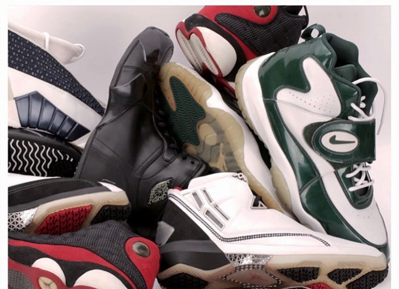 AJ13,Air Jordan 13,AJ21,AJ22, CLOT 联名既视感!1997 年乔帮主上脚的这双 AJ13 你见过吗?