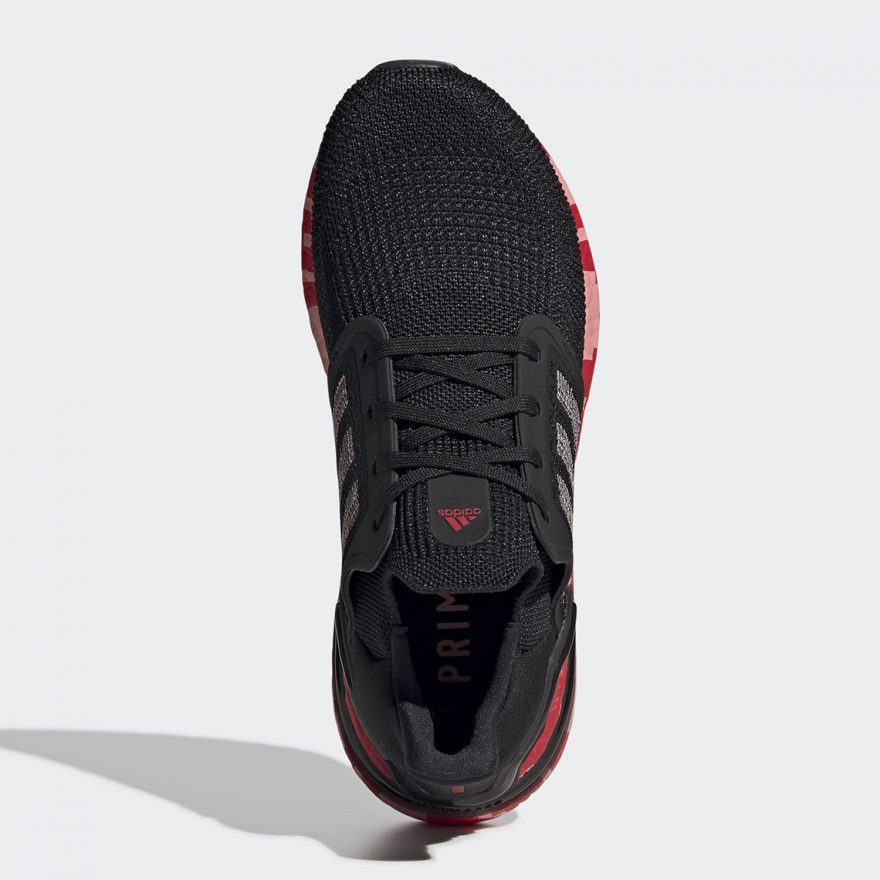 adidas,Ultra Boost 20,发售 像素桃心涂装 Ultra Boost 20 刚刚上架!情人节送礼看这里!