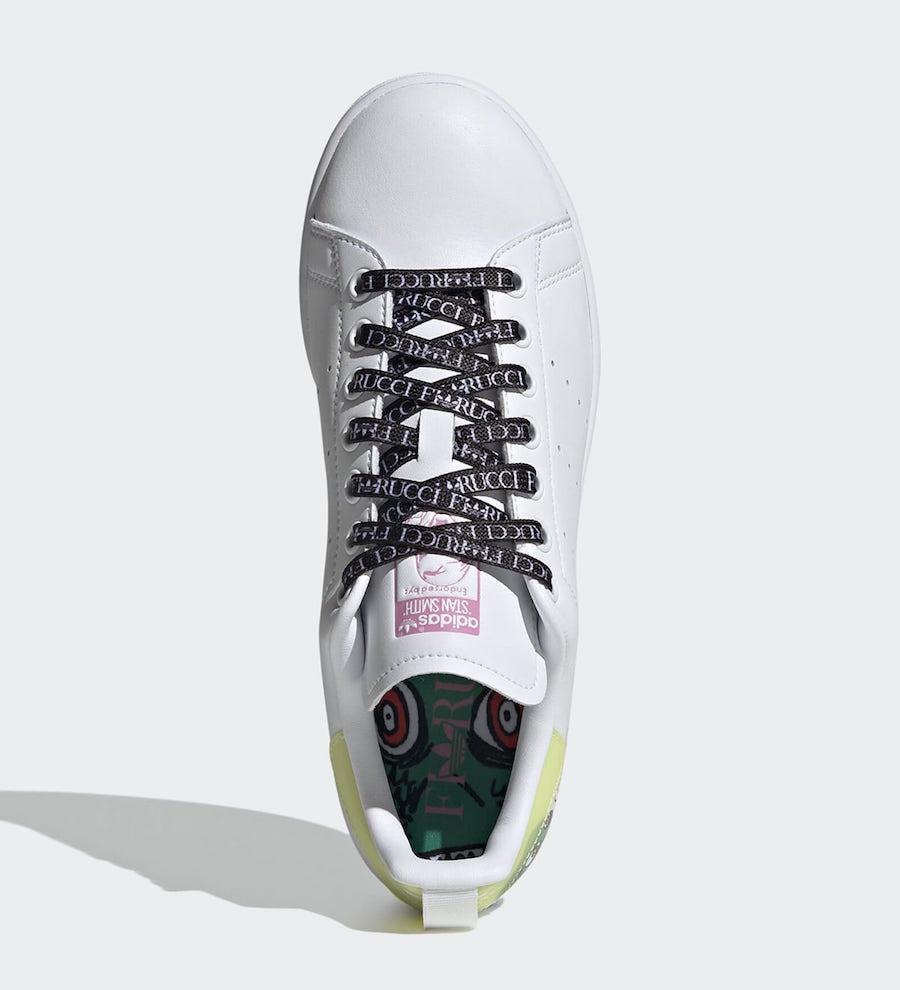 adidas,Stan Smith,发售,EG5152 外星人后跟超可爱!这双情人节 Stan Smith 千万别错过!