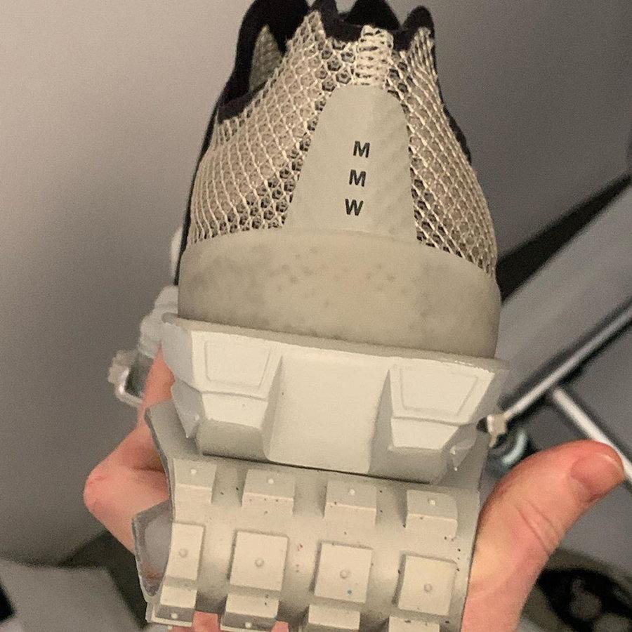 MMW,Nike,Matthew M Williams Matthew M Williams x Nike Zoom MMW 4 联名实物释出!